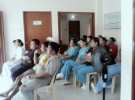 Fire Lecture and Drill, conducted by the Officers and Staff of Cebu City Fire Station